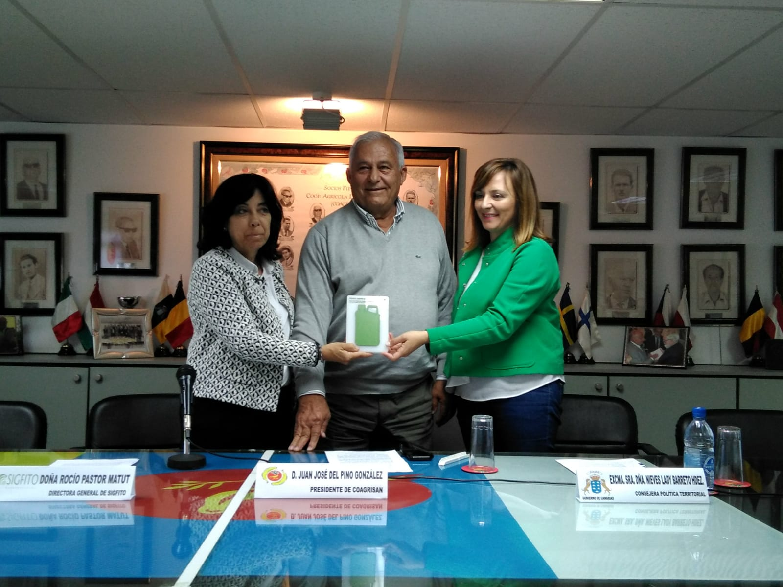 Premio SIGFITO Canarias