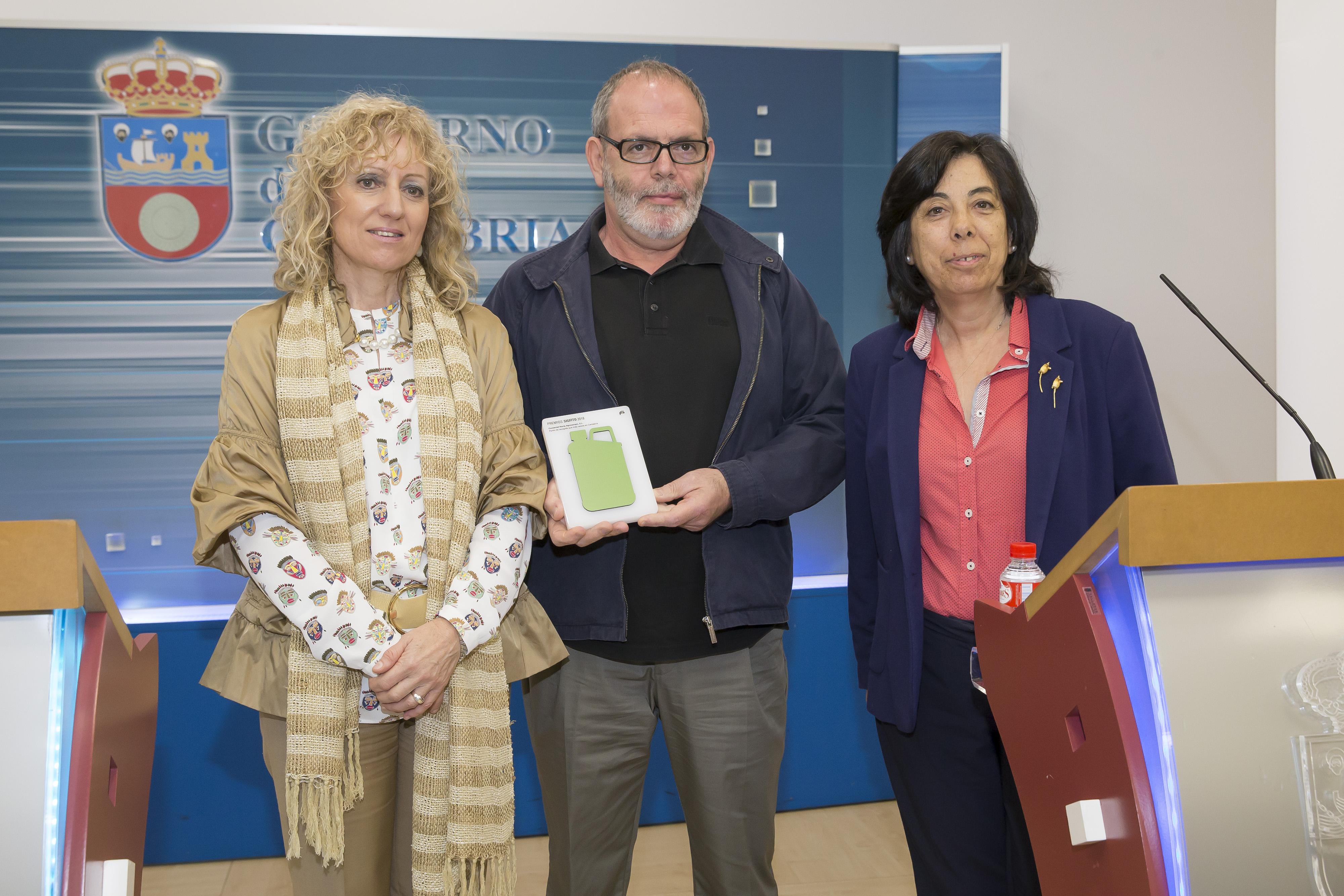 Premio SIGFITO Cantabria
