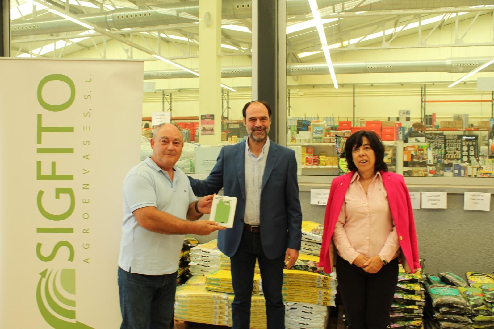Premio SIGFITO Comunidad Valenciana