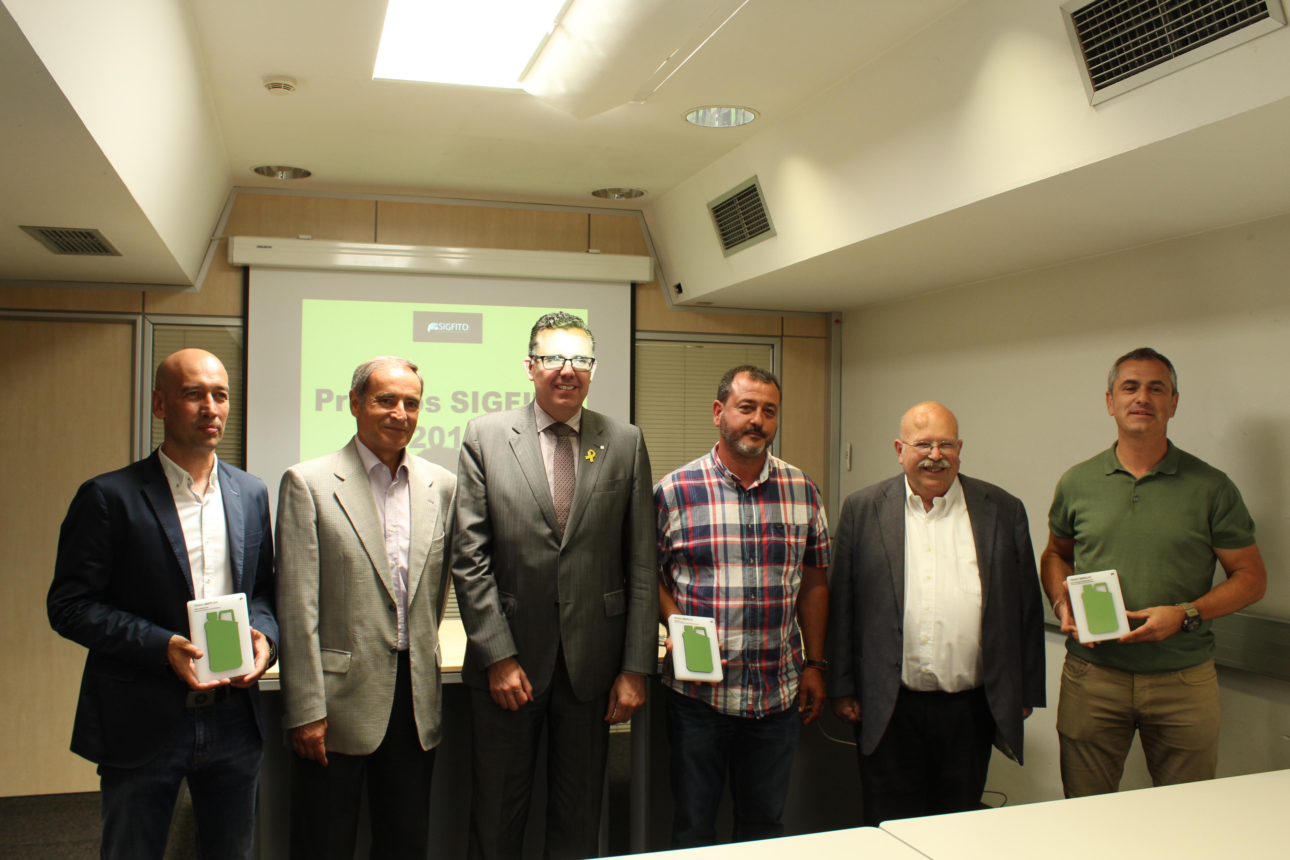 Premio SIGFITO Cataluña