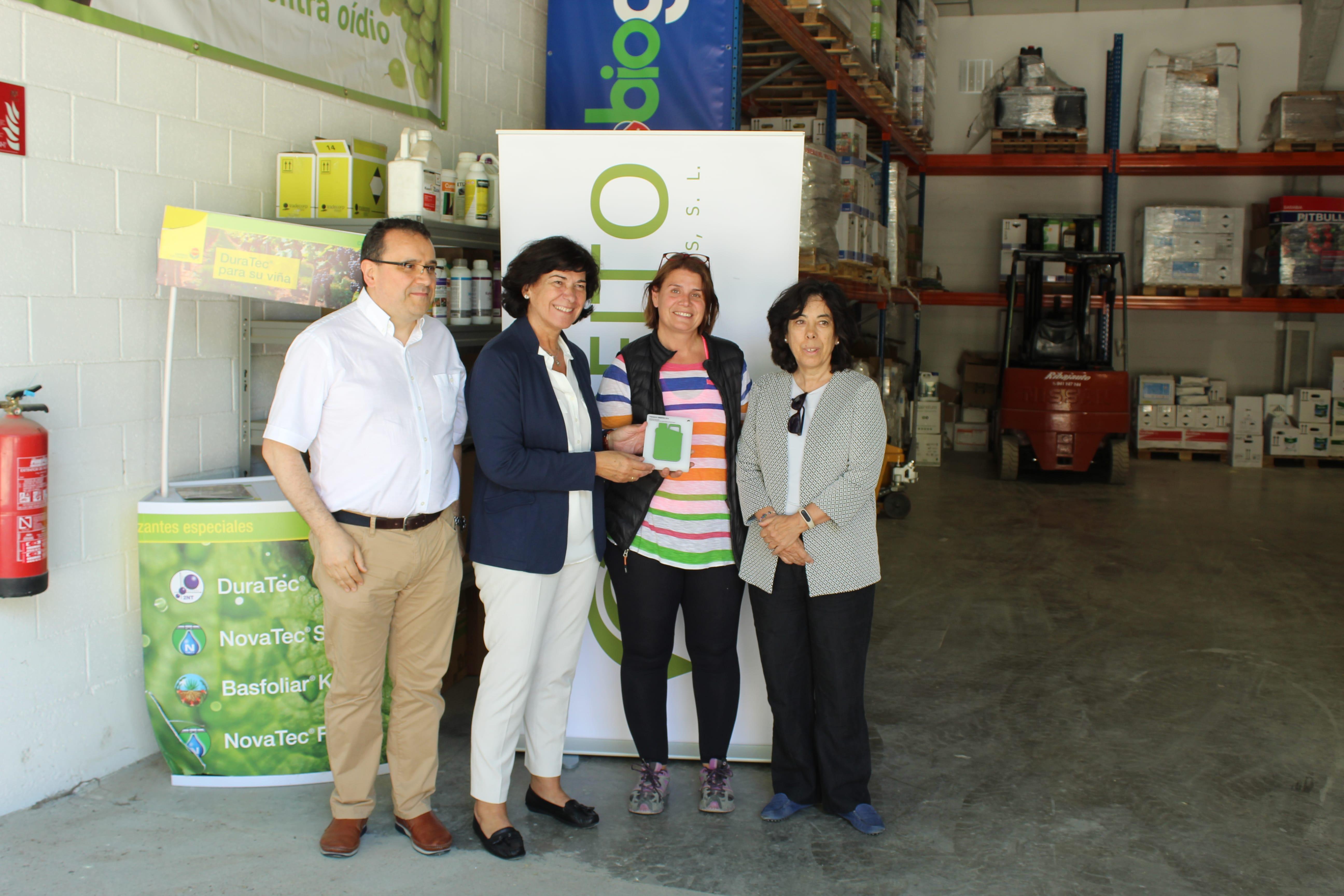 Premio SIGFITO País Vasco