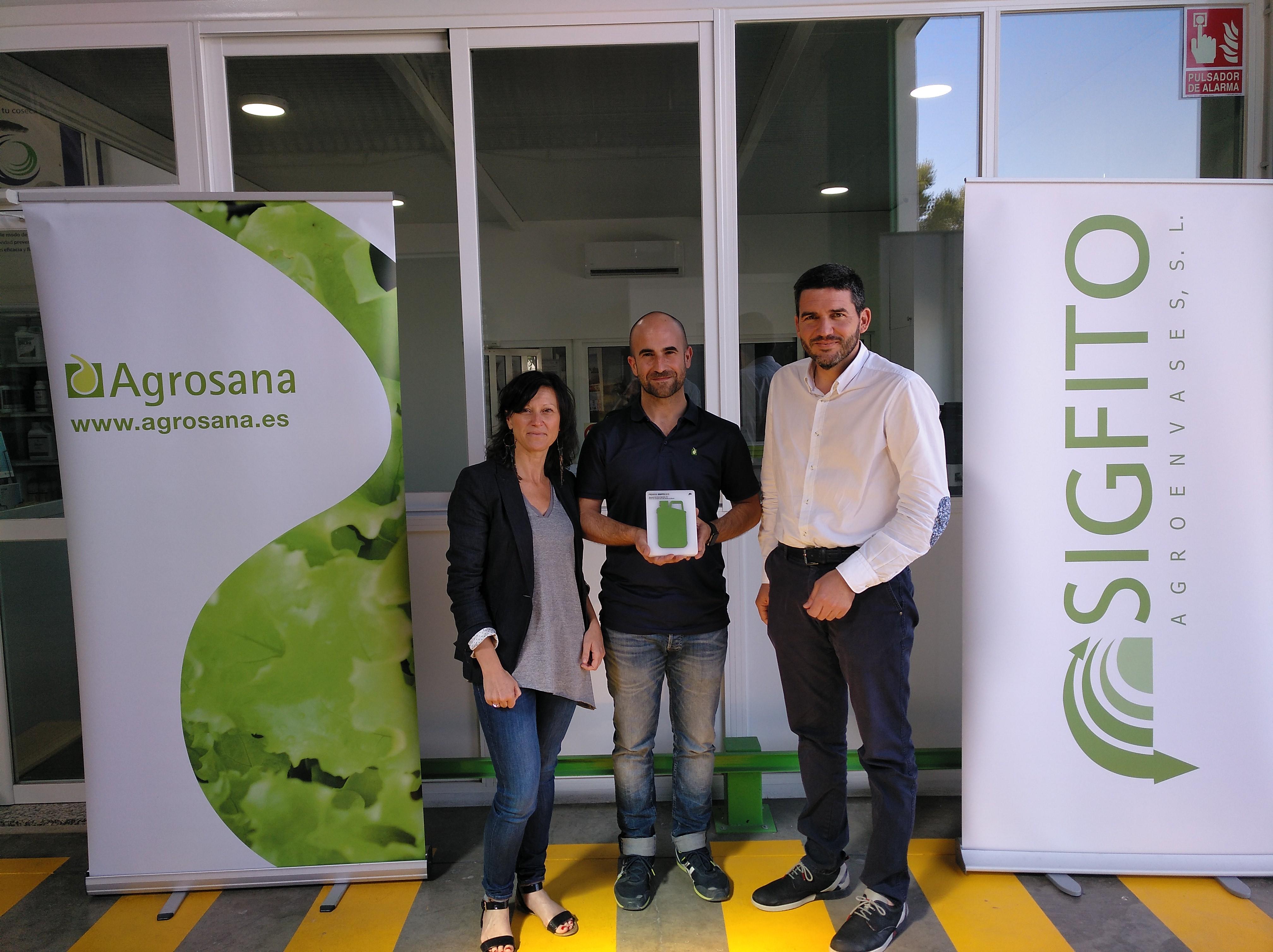 Premio SIGFITO Murcia