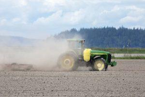 Plan de adaptación al cambio climático y agricultura